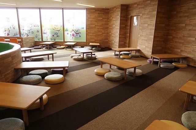レストラン・飲食スペース
