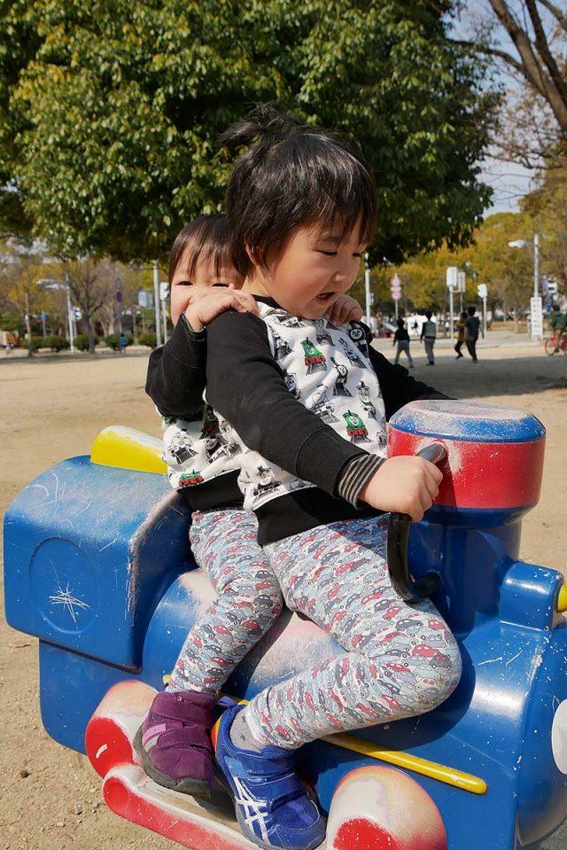 幼児も楽しく遊ぶ事が出来ました!!