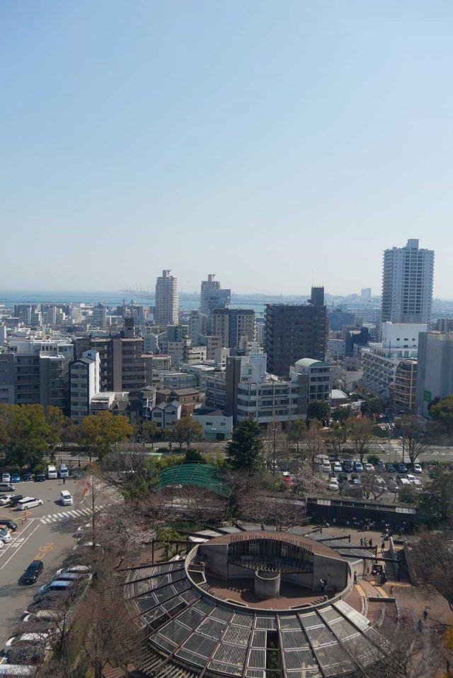 神戸の街並みが素敵!!