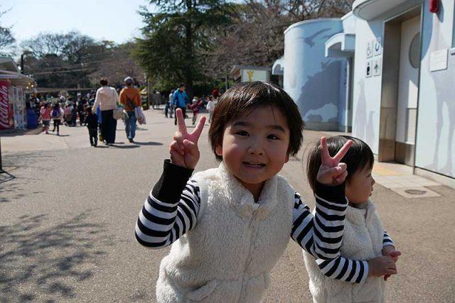 王子動物園楽しかったぁ!!