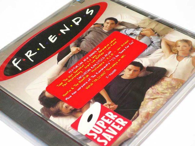 海外ドラマfriends(フレンズ)のサントラ