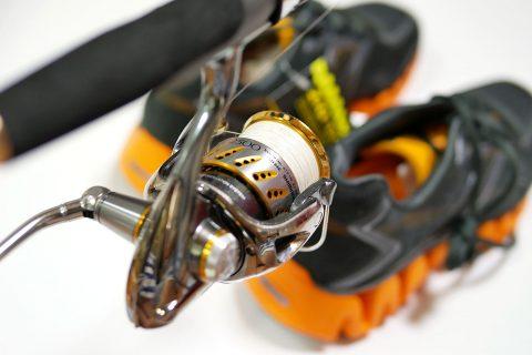 釣りとジョギングを両立?!運動不足が気になる釣り人さんへ!!