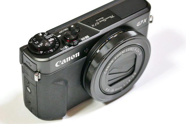 おすすめコンデジ!PowerShot G7 X Mark IIを半年使った感想と使用例