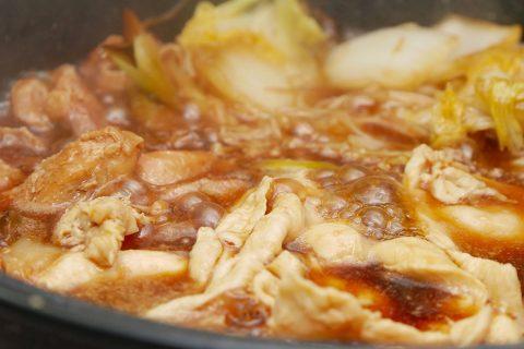 華味鳥のすき焼き(鶏すき)が絶品!簡単レシピとレビュー!!