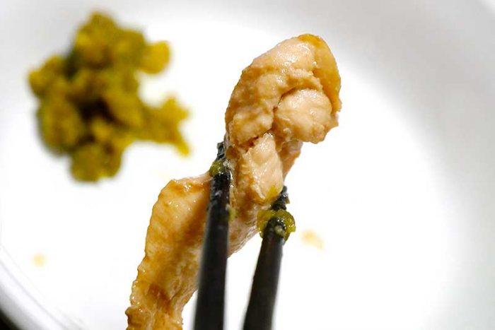 柚子胡椒で食べるすき焼き最高!!