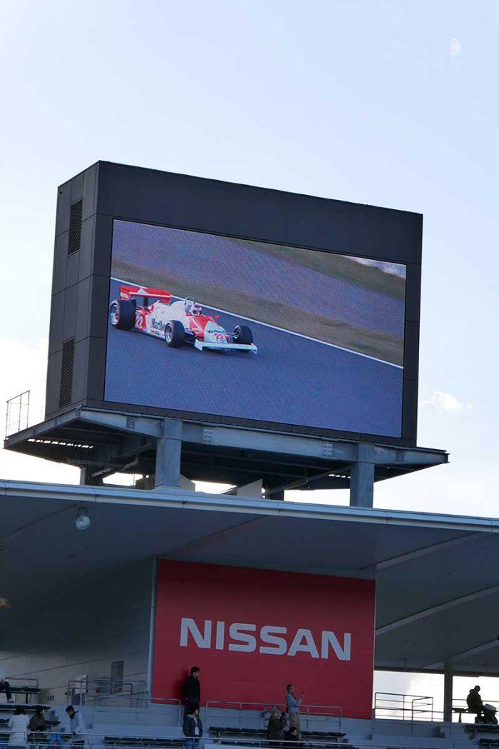 LEGEND of Formula1 デモンストレーションレース