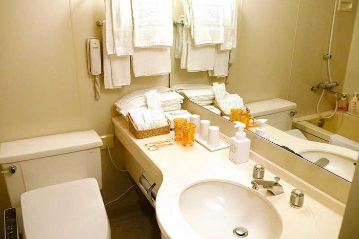 洗面・トイレ・室内風呂