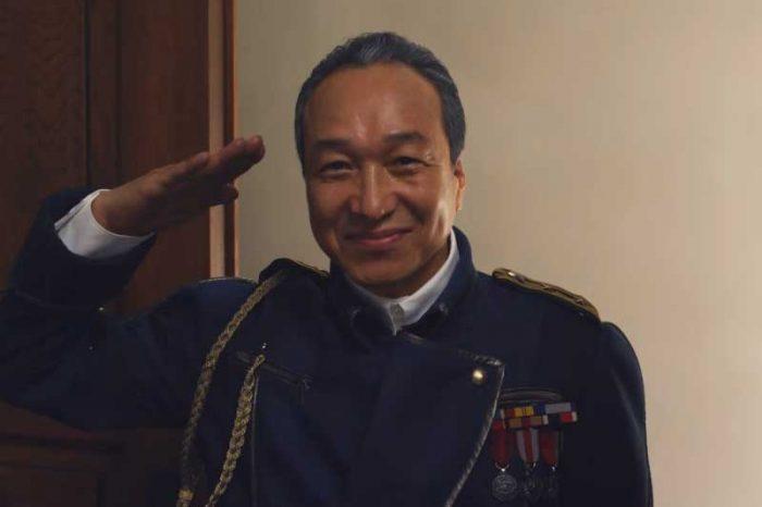 実写版のハクロ将軍