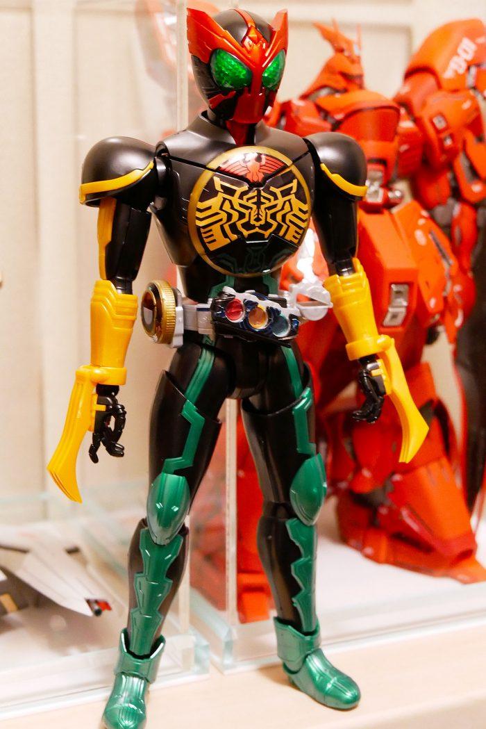 MG 仮面ライダーオーズのプラモデル