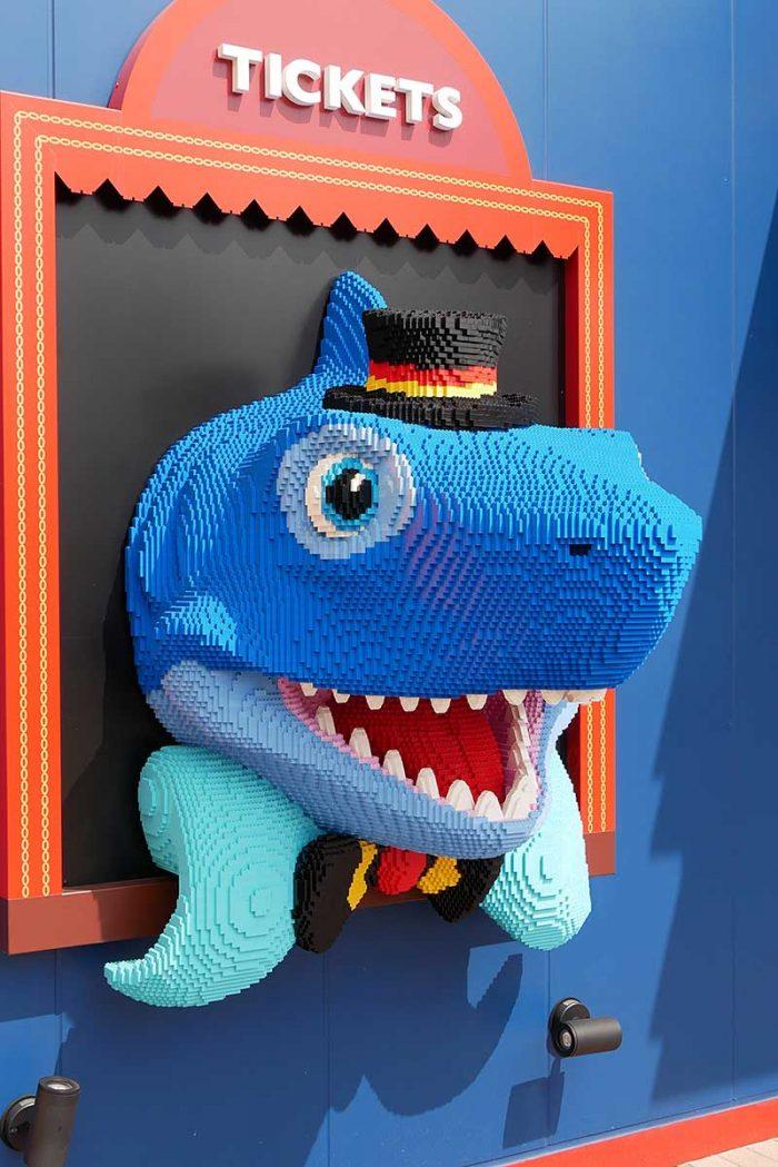 レゴのサメ