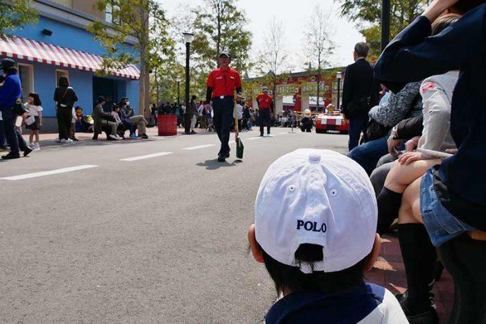 レゴランドのパレード