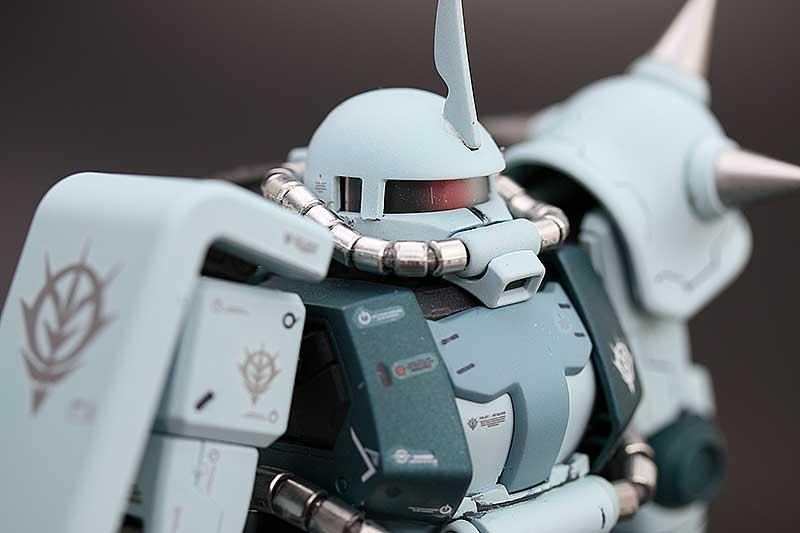 【MG】高機動型ザクII ジョニー・ライデン専用機・胸部