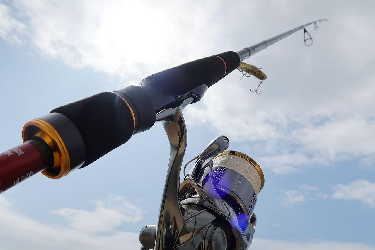 平成最後のシーバスは釣れず!!