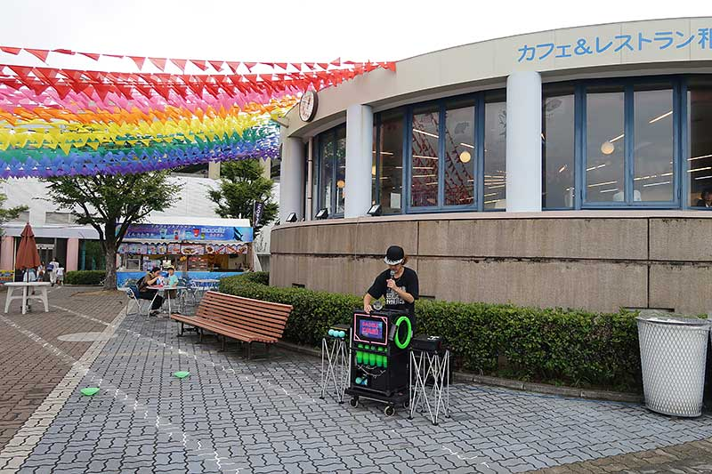 カフェ&レストラン・和楽園
