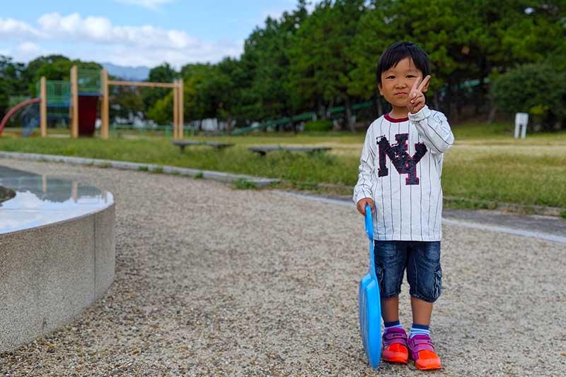 今津の公園