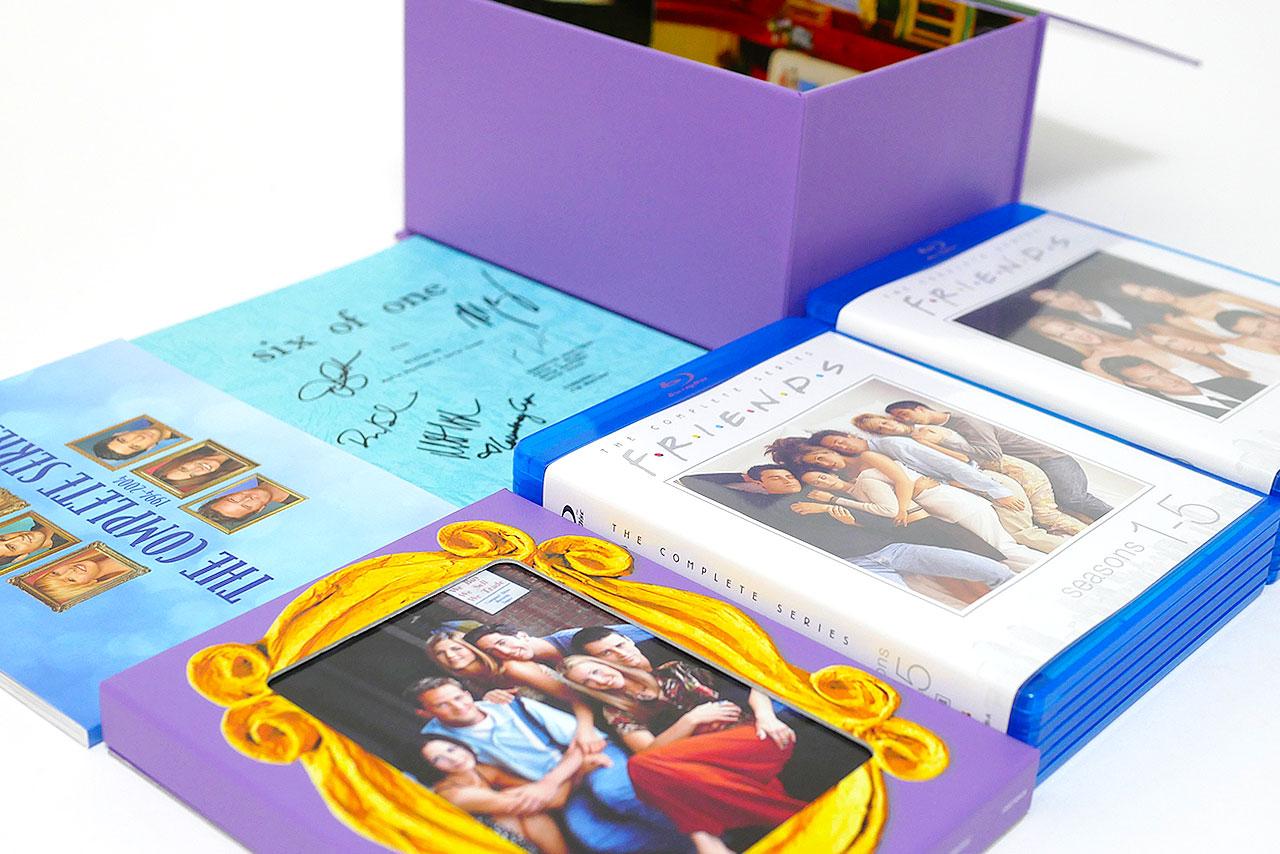 【フレンズ】25周年記念BOXを購入!セット内容紹介とレビュー!!