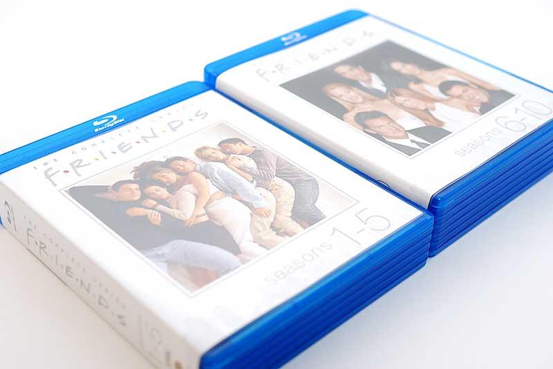 フレンズ シーズン1-10 全巻Blu-ray