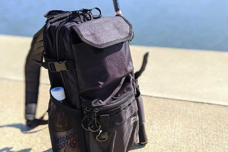 アブガルシアのバッグ