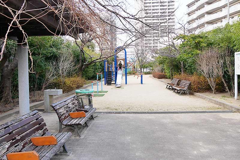 大塚あすなろ公園の全体写真