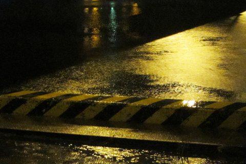 雨降りパターン!梅雨は河川で良型シーバスを狙う!!