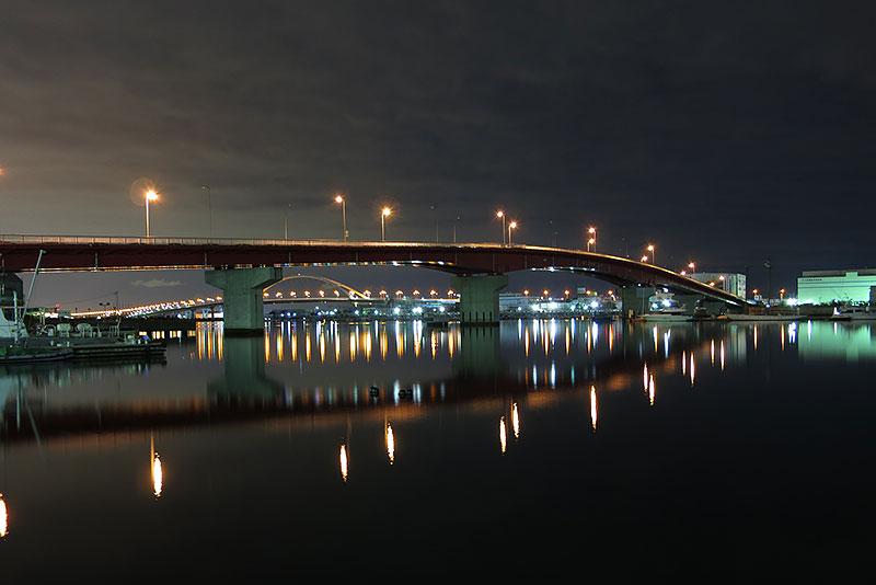 高さがある橋