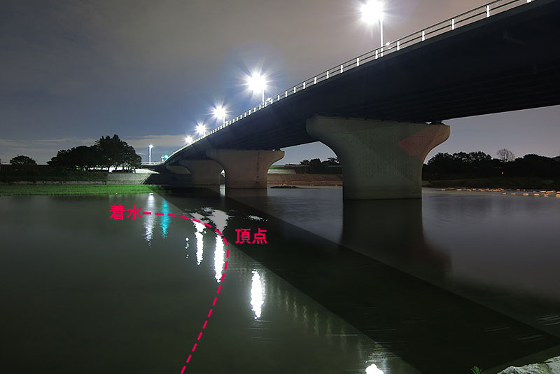 明暗でのシーバスの釣り方