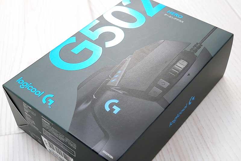 ロジクールG502