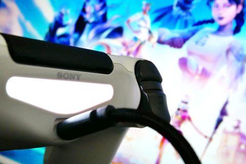 PC版フォートナイト・ゲームパッドのジャイロセンサーを使う方法
