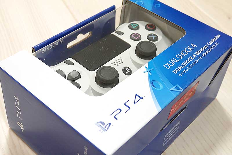 PS4用ワイヤレスコントローラー(DUALSHOCK 4) - PlayStation