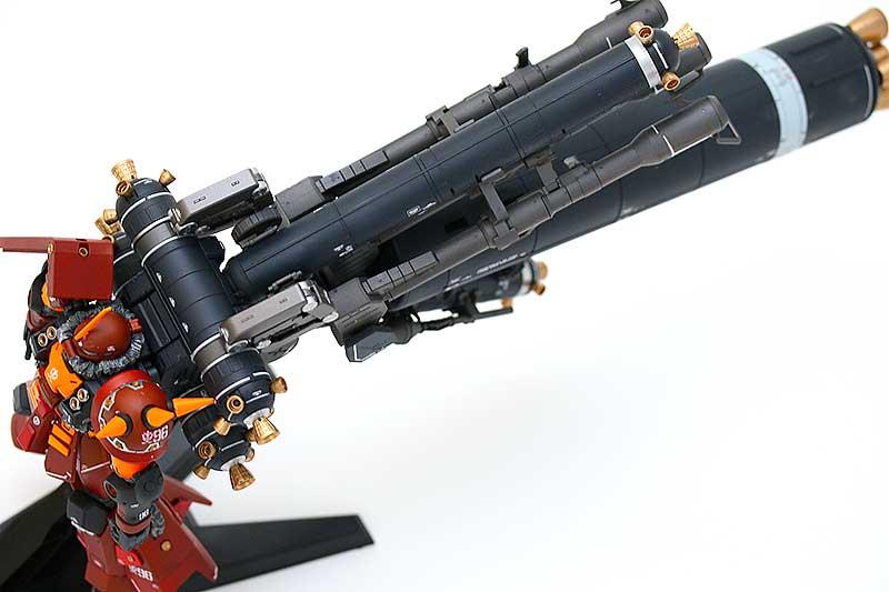 サイコ・ザク Ver.Ka・プロペラントタンク装備