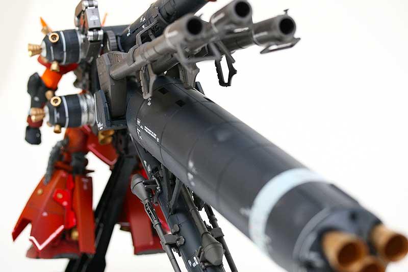 サイコ・ザク Ver.Ka・プロペラントタンク装備・プロペラントタンク側