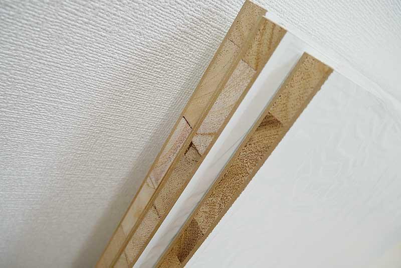 木材のカット面