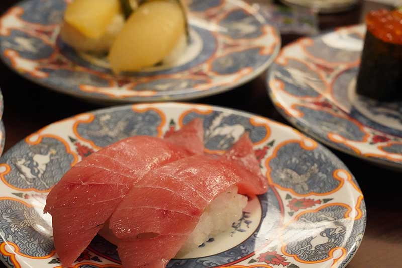 お寿司・中トロ