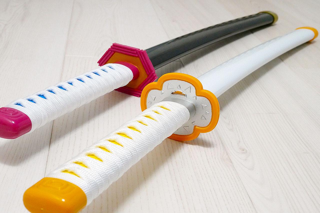 鬼滅の刃の剣・子供用『 日輪刀 (にちりんとう)』の購入レビュー