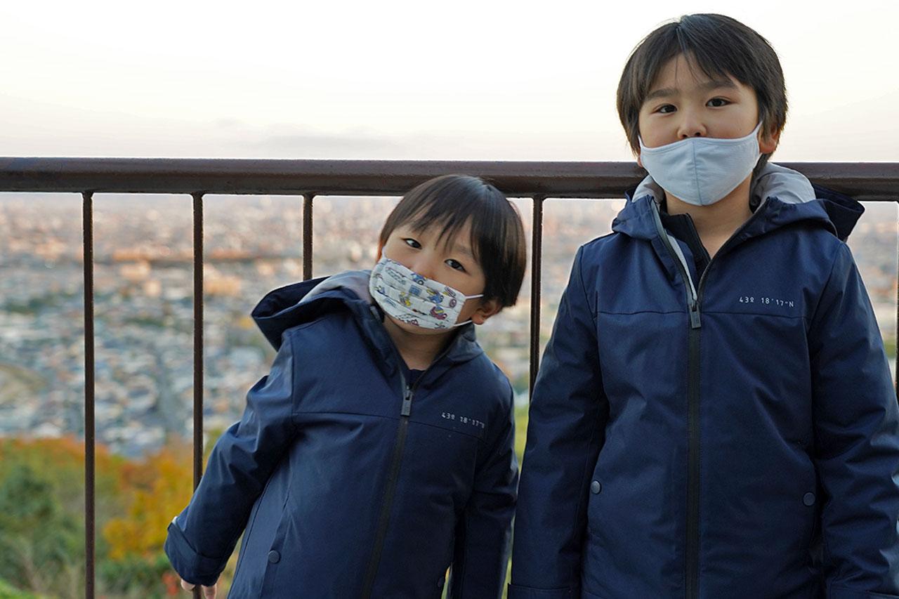 甲山森林公園・展望台の絶景はオススメ!子供とハイキング体験!!