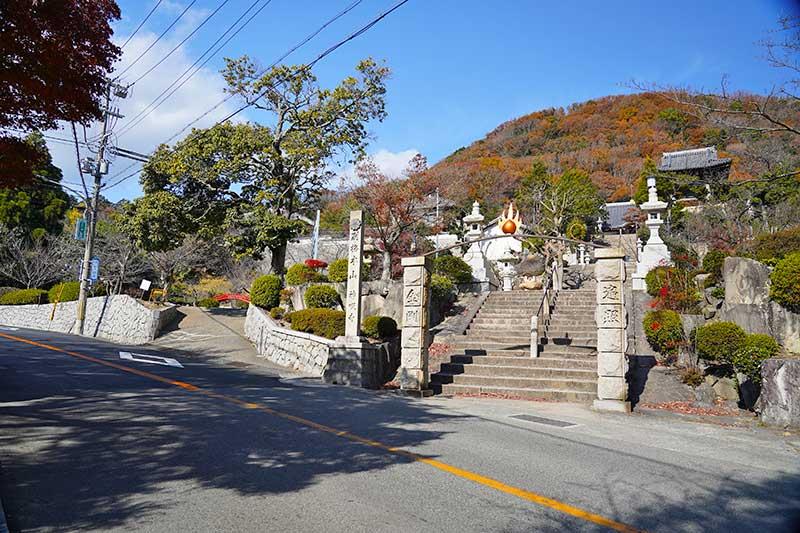 甲山・神呪寺