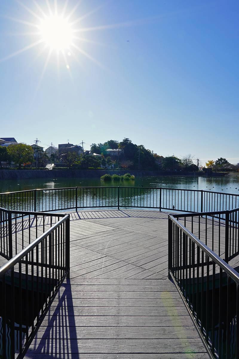 みくる池(新池)