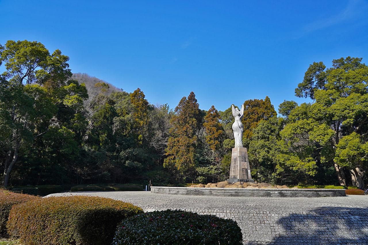 涼宮ハルヒに登場した西宮の風景巡り【甲山編】
