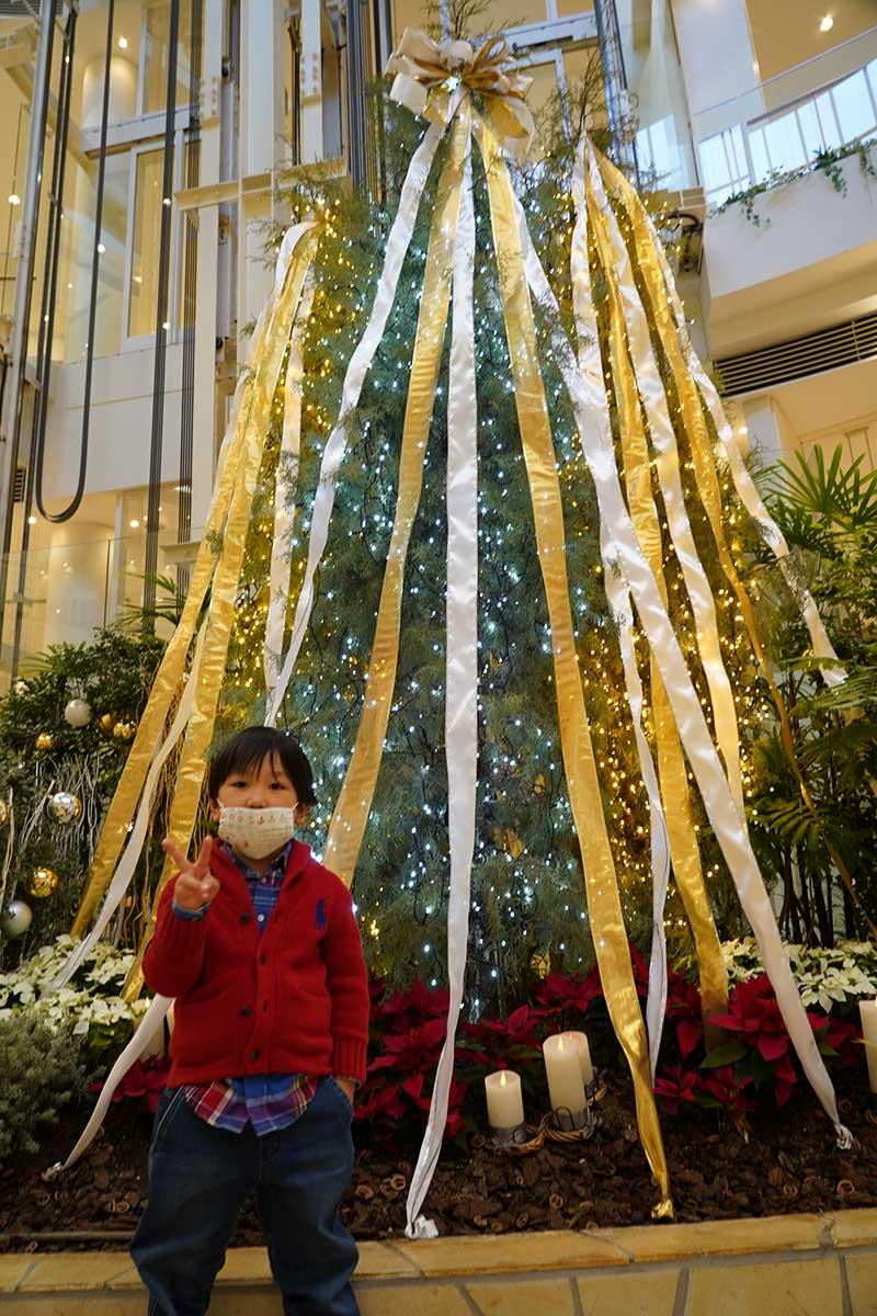 阪急ガーデンズ(クリスマス)