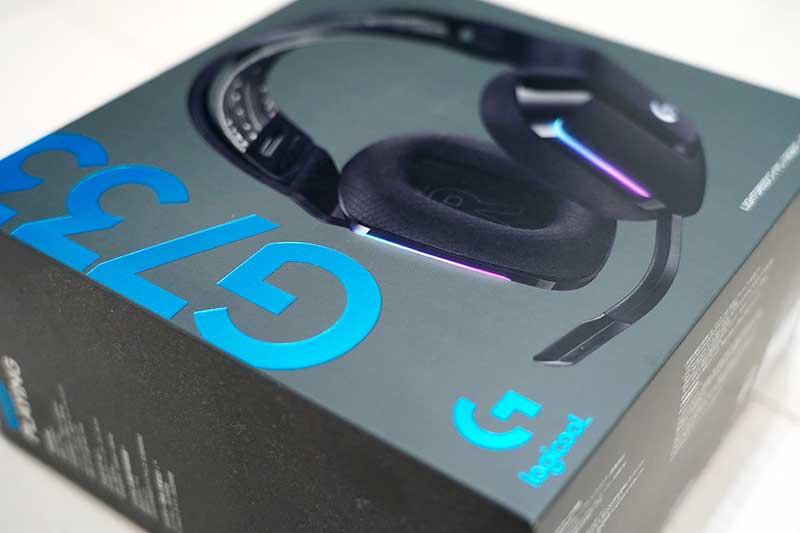 Logicool G733 ブラック